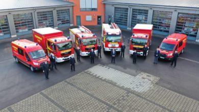 Photo of Verbandsgemeinde Saarburg-Kell investiert 950.000 Euro in die Zukunft der Feuerwehren