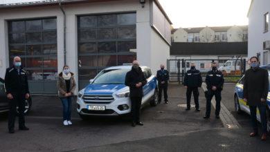 Photo of Vorweihnachtliche Bescherung für Konzer Mitarbeiter der Polizei, des DRK und des Stellwerkes der Bahn