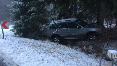 Photo of Schnee sorgt für Unfälle in der Region