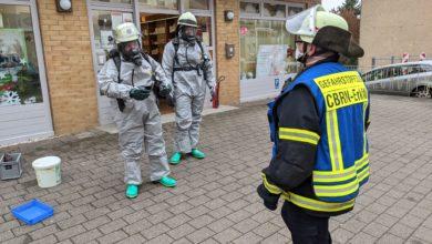 Photo of Unfall in Apotheke – Salzsäure in Nittel ausgelaufen