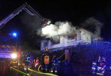 Photo of Luxemburger Feuerwehrleute wurden innerhalb weniger Stunden mit 3 großen Bränden in 3 der 4 Hilfszonen des Landes konfrontiert.