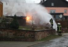 Photo of Update: Feuerwehr noch immer im Einsatz in Zerf