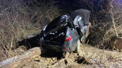 Photo of Verkehrsunfall – Fahrer schwer verletzt