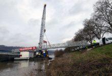 Photo of Steg, Ponton und Halle: Neuer Bootsanleger für Trierer Feuerwehr