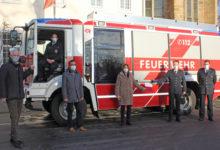 Photo of Sieben neue Feuerwehrfahrzeuge für Trier