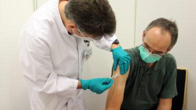 Photo of Brüderkrankenhaus Trier startete eigenes Corona-Impfzentrum