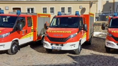 Photo of NEUE FAHRZEUGE FÜR DIE FEUERWEHREN IN KIRF, KÖRRIG UND SCHODEN
