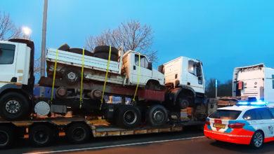Photo of Lkw-Lastzüge ins Visier der Autobahnpolizei geraten
