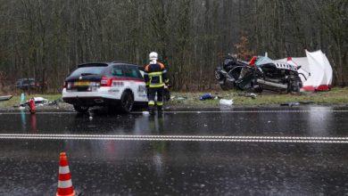 Photo of Verkehrsunfall auf der N7 in Luxemburg mit Todesfolge