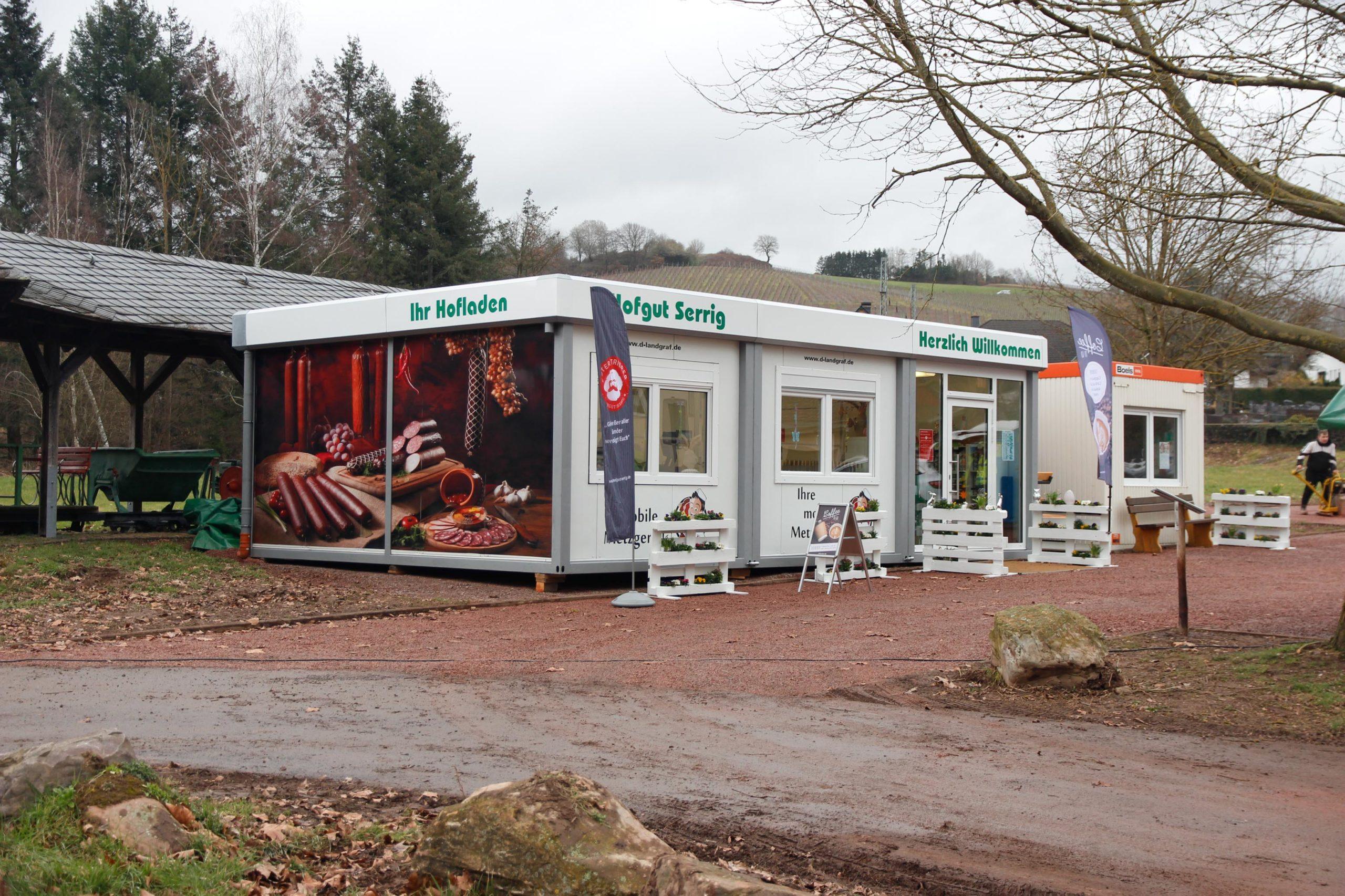 Photo of Hofgut Serrig eröffnet heute den Hofgutladen an der B 51 – Ortseinfahrt Serrig