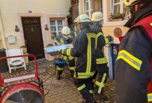 Photo of Rauch aus Wohngebäude – Feuerwehreinsatz in Saarburg