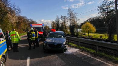 Photo of Unfall auf der B419 bei Palzem mit 6 Verletzten