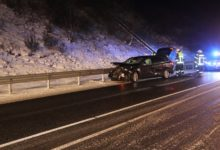 Photo of Verkehrsunfall mit Verletzten auf der B51 bei Prüm