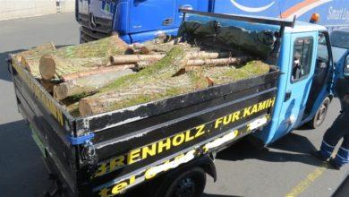 Photo of Kontrollen von Holztransporten bei Morbach – ein Fahrer ohne Führerschein unterwegs